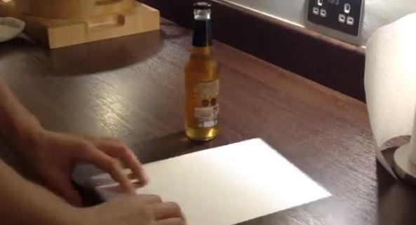 Papir pivo