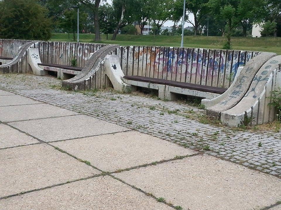Park Klupe Savski kej