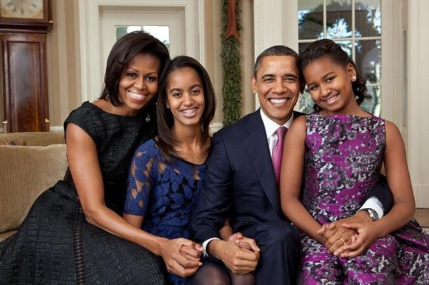 Porodica Obama