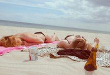 Plaža Sunčanje more