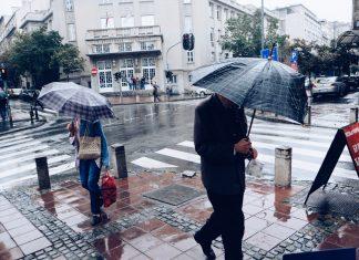 kisa vreme