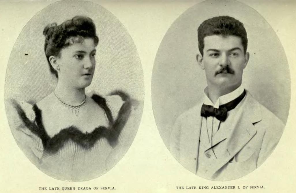 Aleksandar i Draga