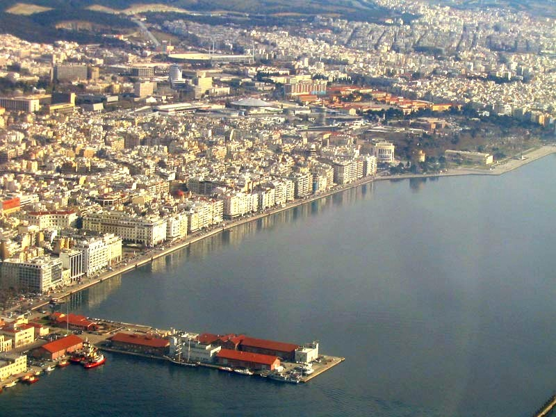Solun Grčka More