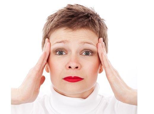 Glavobolja Bol Žena