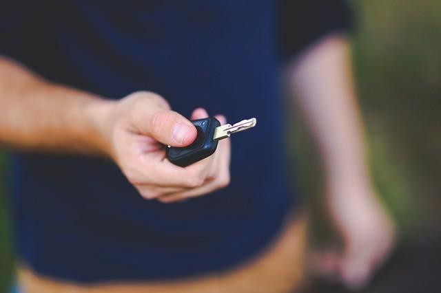 Ključ Automobil