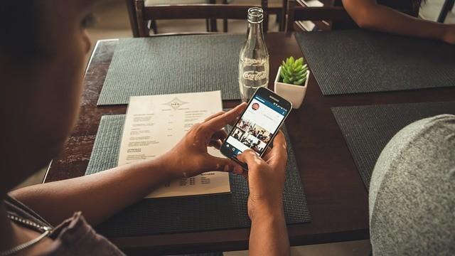Instagram Mobilni