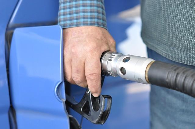 Gorivo Benzin Pumpa