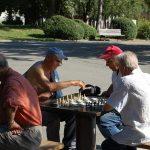 Kalemegdan Beograd Penzioneri
