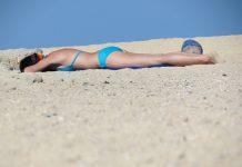 Sunčanje Plaža Leto