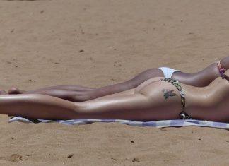 Sunčanje Plaža More