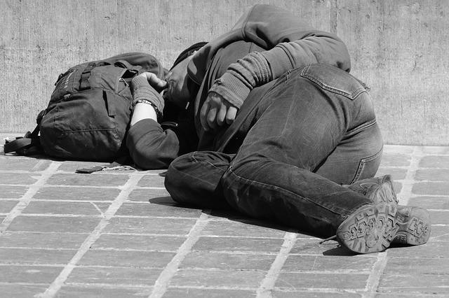 Siromaštvo Beskućnik
