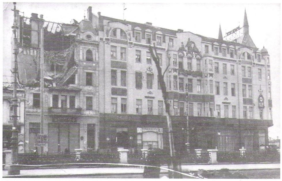 Prvi svetski rat u Beogradu