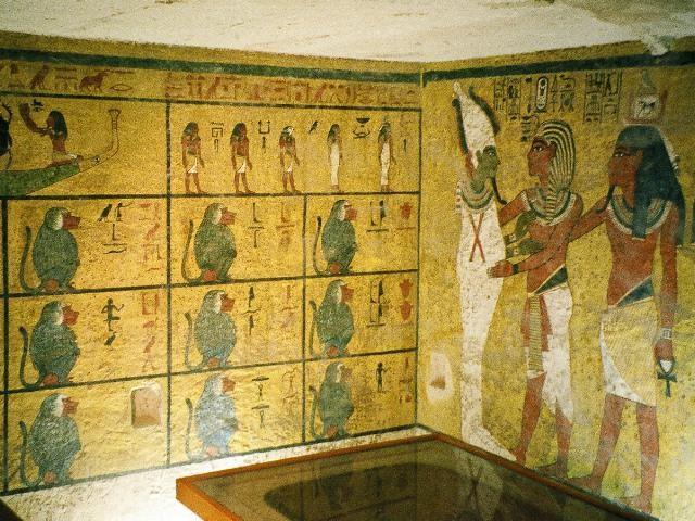 Tutankamonova grobnica