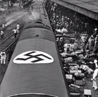 Nacistički voz