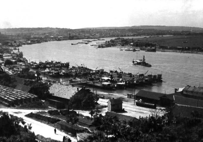Beograd u prošlosti