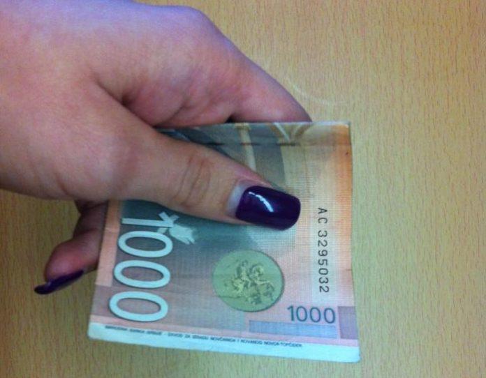 Hiljadu dinara