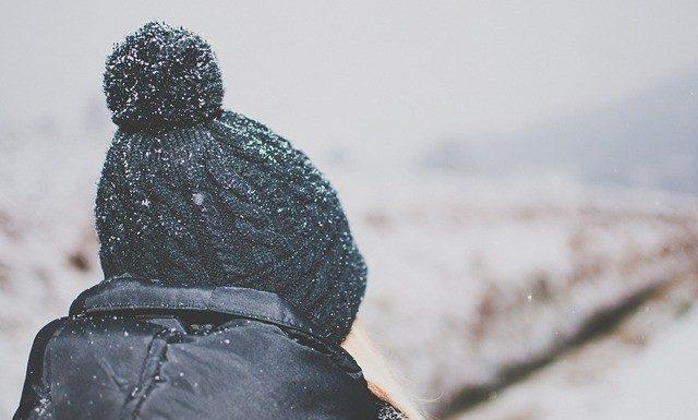 Zima sneg