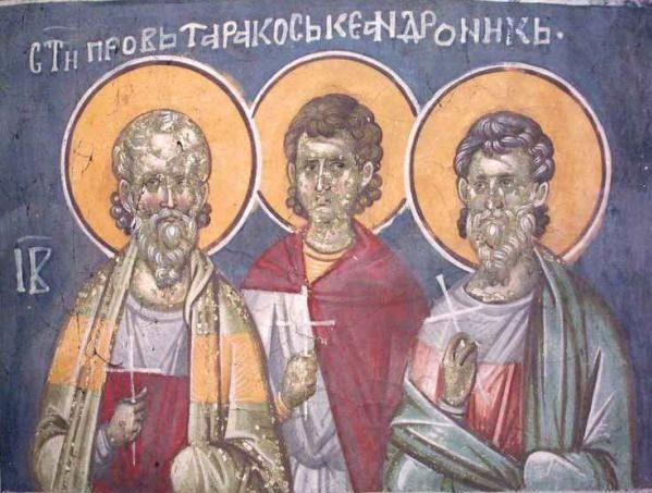 Sveti mučenici Tarah