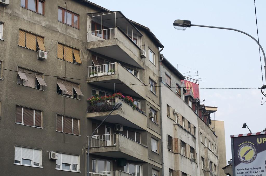 Beograd zgrada