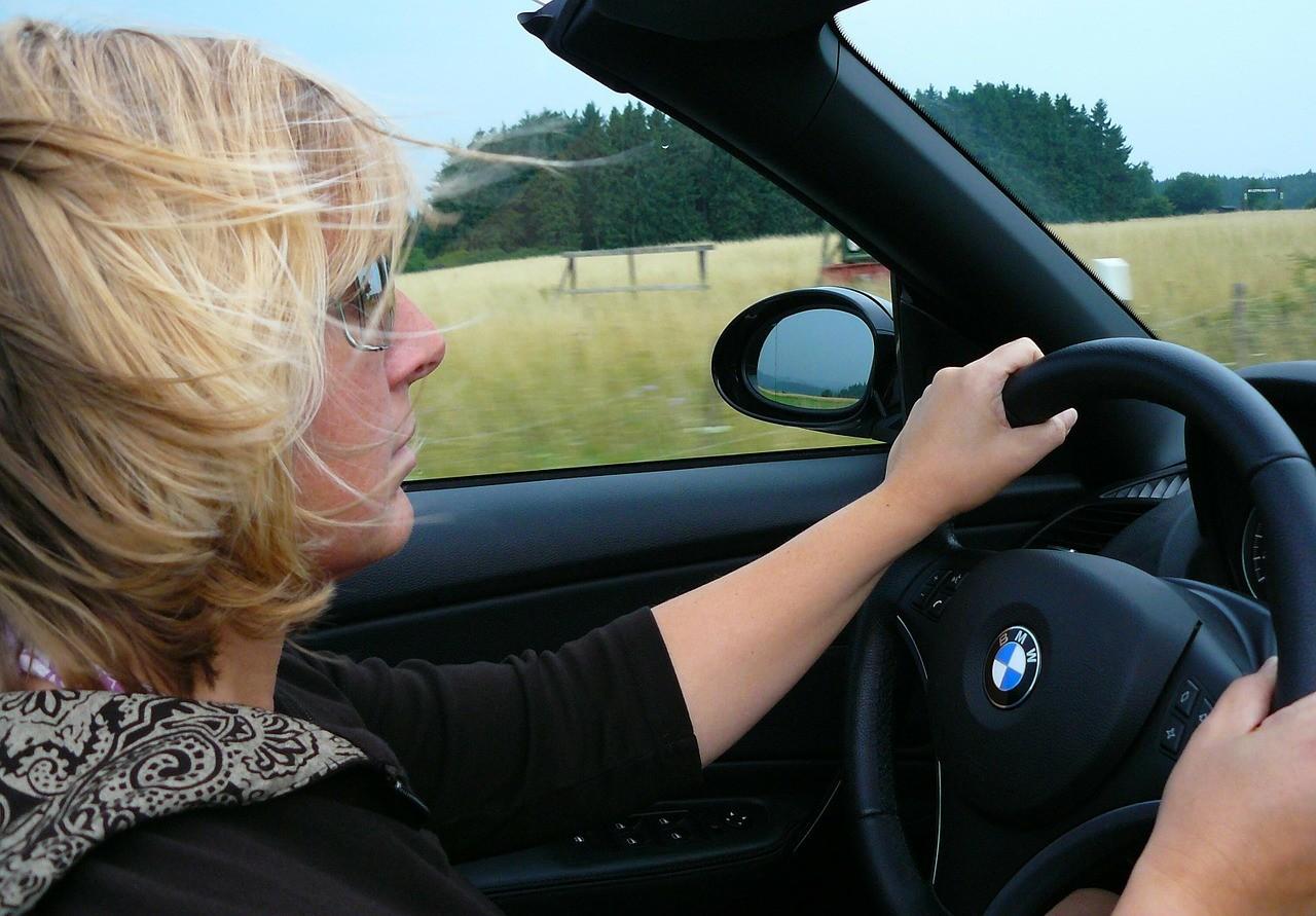 Žena za volanom