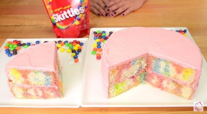 Skitls torta