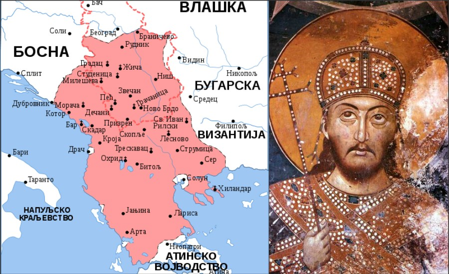 Jednom Kada Je Srbija Izlazila Na Tri Mora Istina O Dusanovom