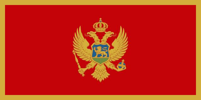 Zastava Crne Gore