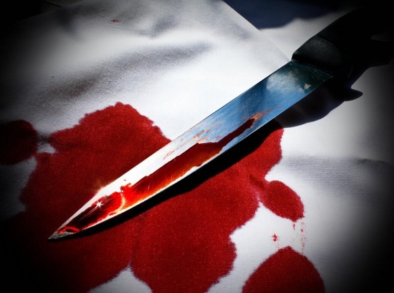 Ubistvo Krv Nož