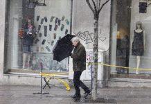 Sneg Beograd Zima