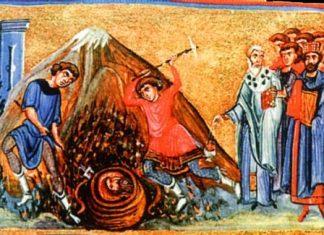 Obretenje glave Svetog Jovana Krstitelja
