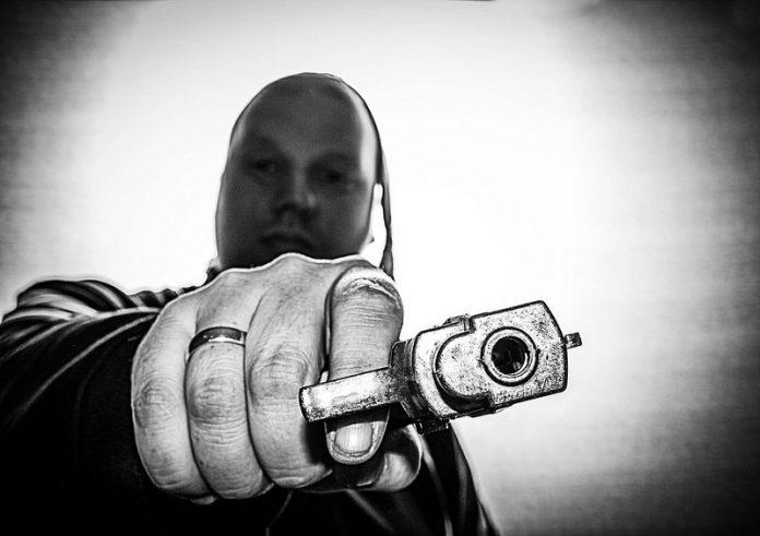 Pljačka pištolj