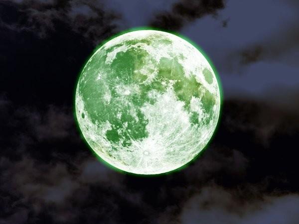 Zeleni mesec