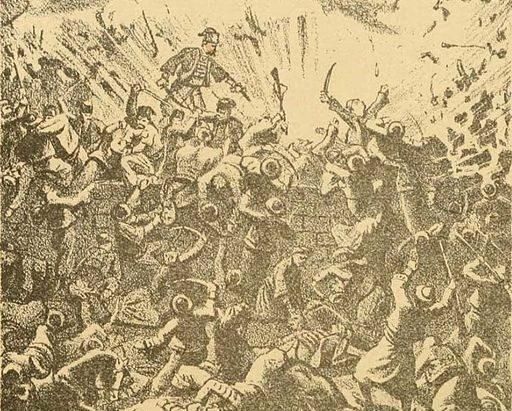 Bitka na Čegru