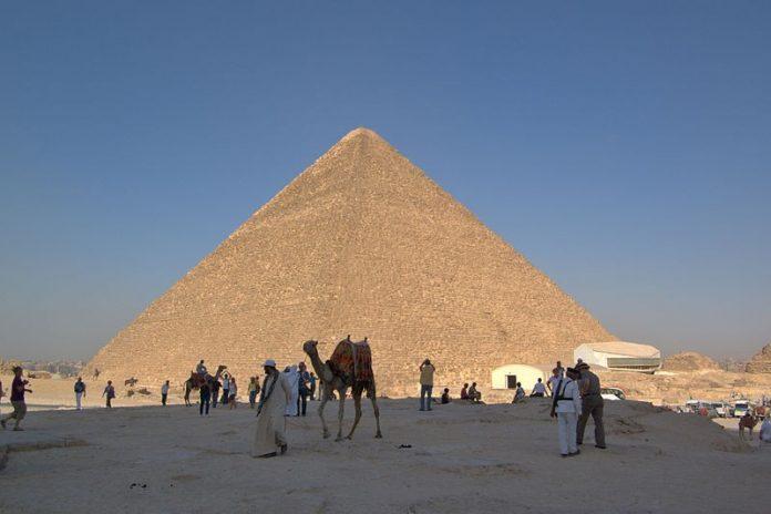 Keopskova piramida