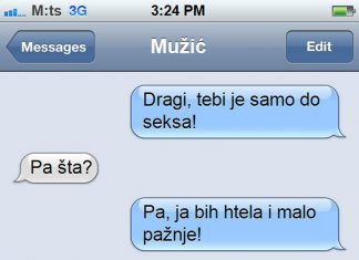 SMS humor