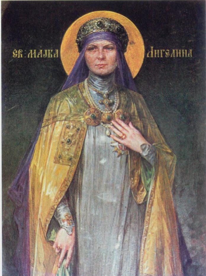 Prepodobna mati Angelina