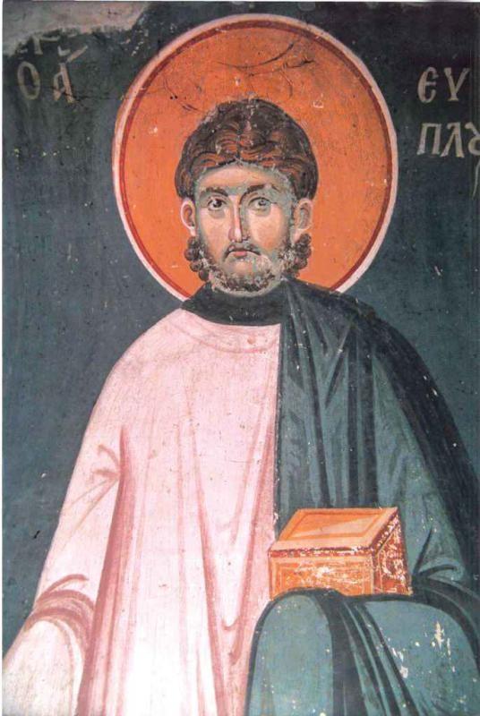 Sveti arhiđakon Evplo