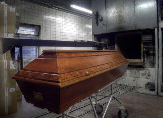 Kovčeg mrtvačnica