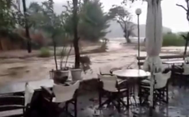 grčka poplava