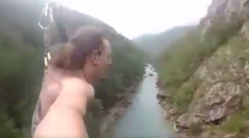 Skok sa mosta