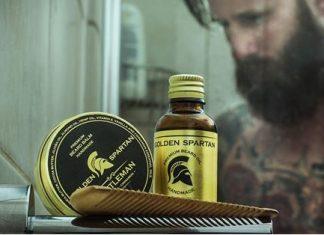 Golden Spartan