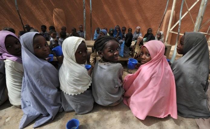 Devojčice u Nigeru