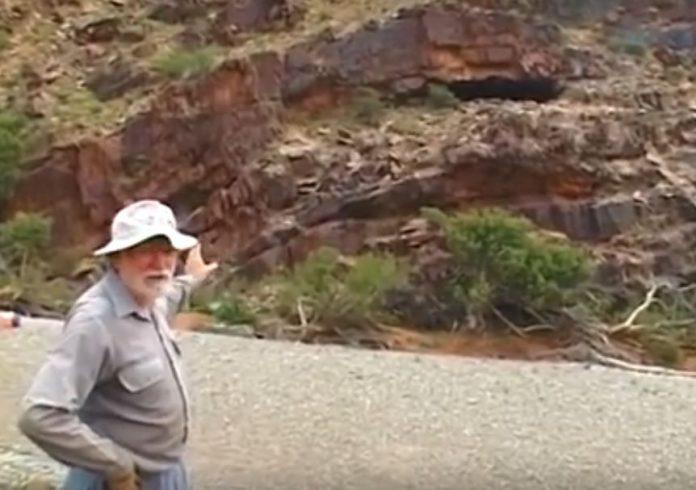 Arheološko nalazište u Australiji