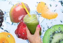 Ceđeni sok i voće