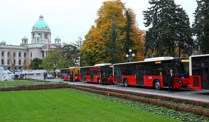 Novi autobusi