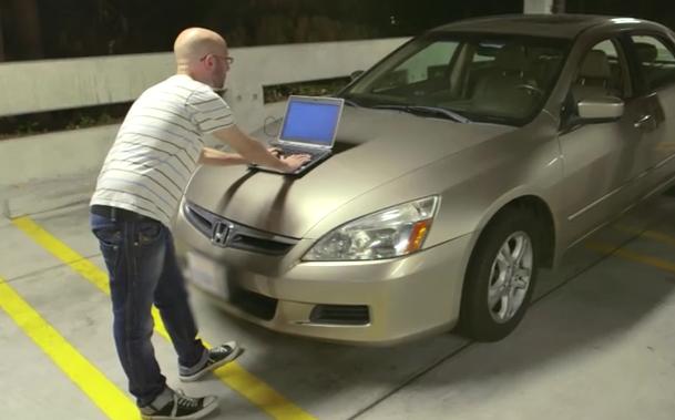 Hakovanje auta