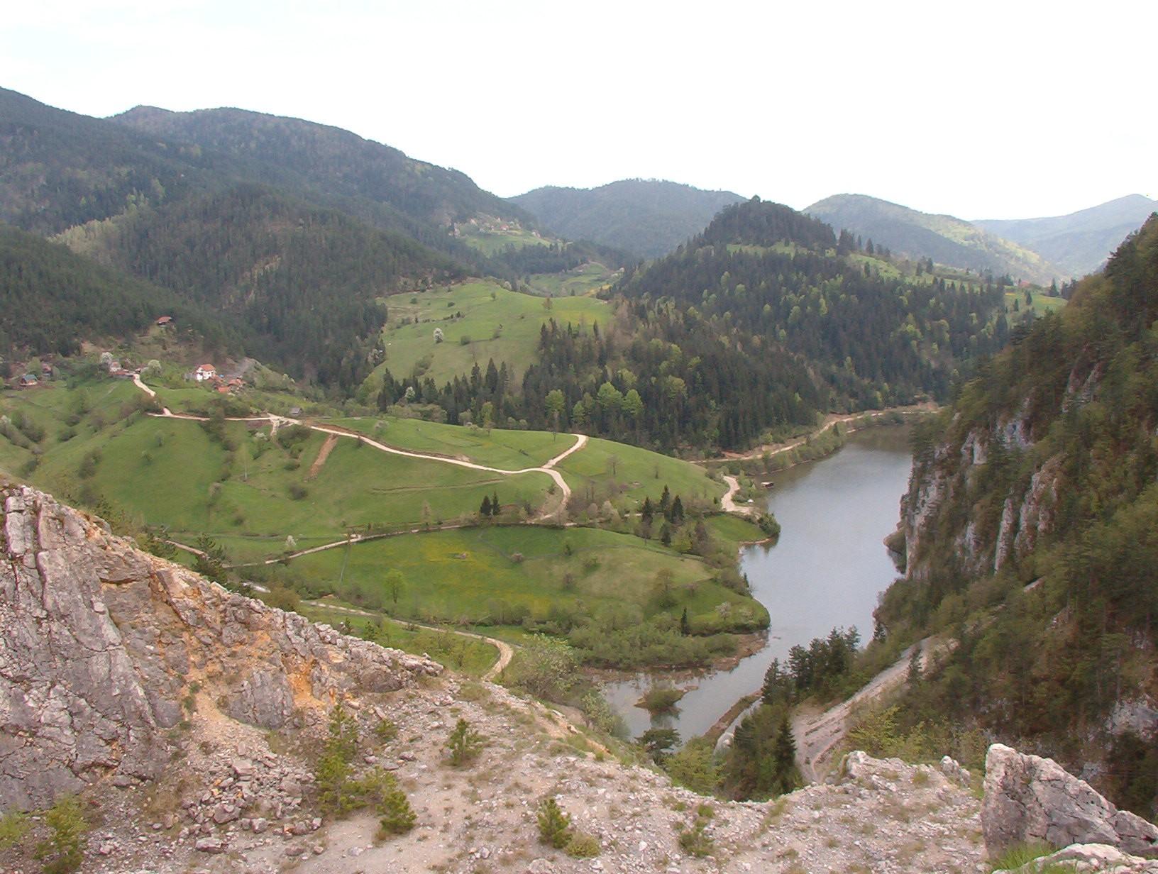 Tara - jezero Đurići