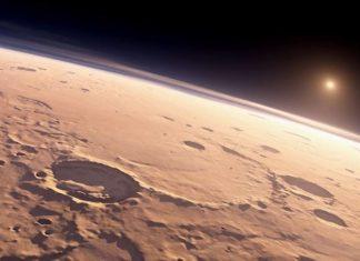 kule na Marsu
