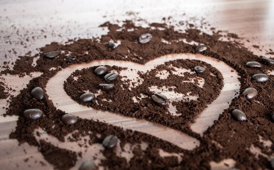 Srce od kafe