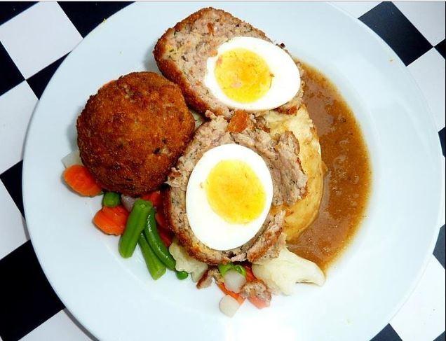 Škotska jaja